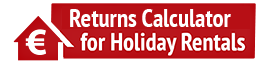 Returns Calculator for Mallorca Holiday Homes
